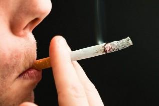 Veľmi mladý fajčenie